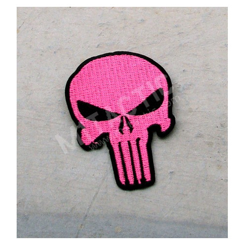Punisher Patch (Pink)