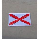 Parche / Bandera Tercios (Blanca)