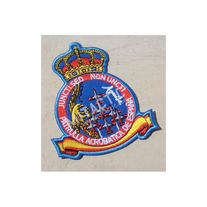 Air Force Patrulla Águila Spain Patch