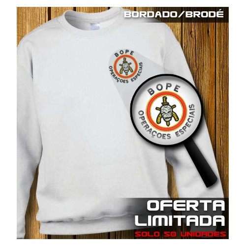 BOPE - Tropa de Elite - Limited Edition - Sweater