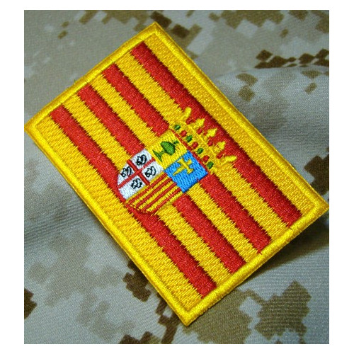 Embroidered Aragón