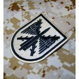 Emblema / Parche Ejército de Tierra Mando de Artillería Antiaérea (MAAA) Árido TAN
