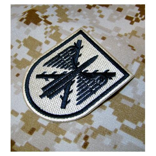 Mando de Artillería Antiaérea (MAAA) Arid/TAN Patch
