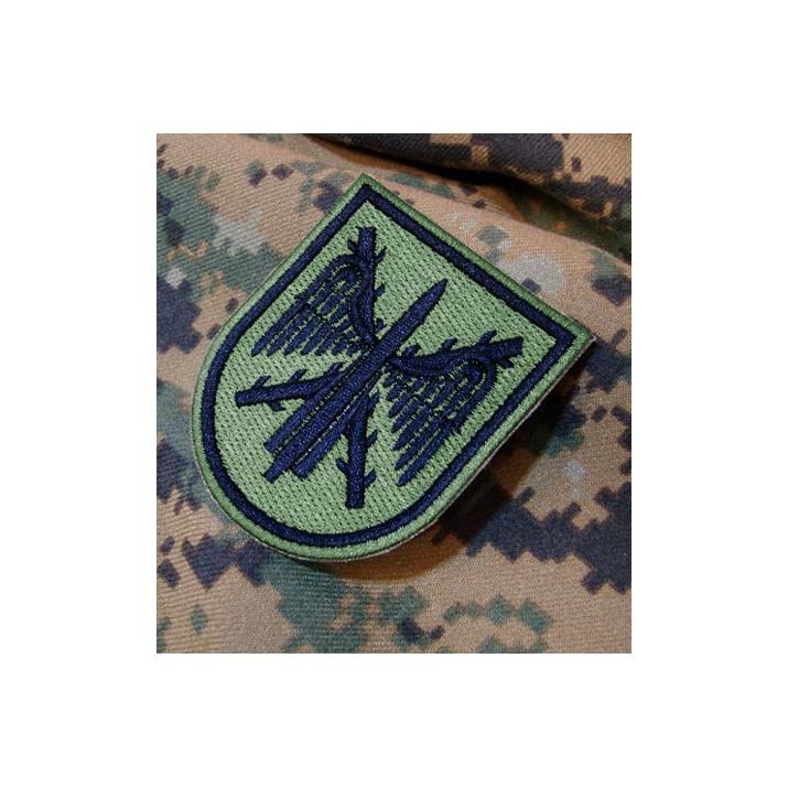 Mando de Artillería Antiaérea (MAAA) Green Olive Patch
