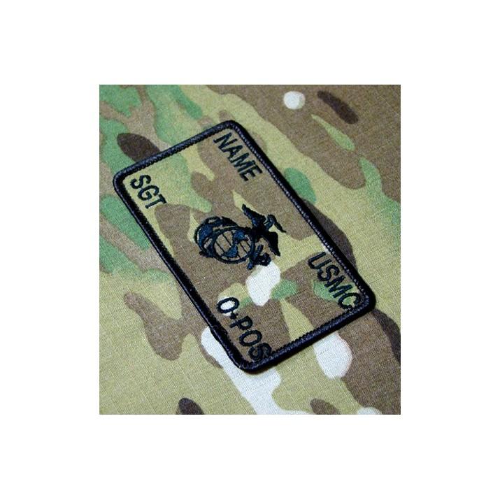Parche de combate identificativo personalizado de los Marines en Multicam
