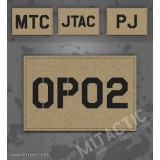 Custom TAN Call Sign Id patch