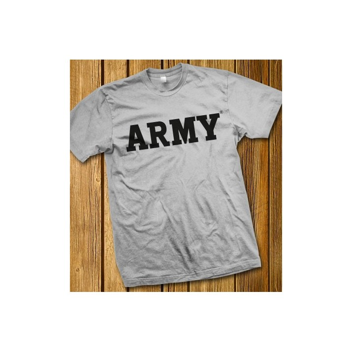 Ash ARMY Block T-shirt