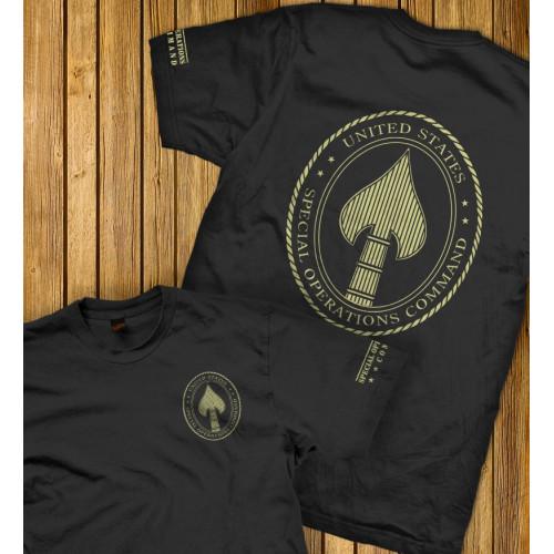 Camiseta SOCOM - Mando de Operaciones Especiales de los Estados Unidos