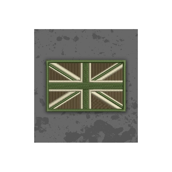 Bandera Union Jack Multicam/Subdued