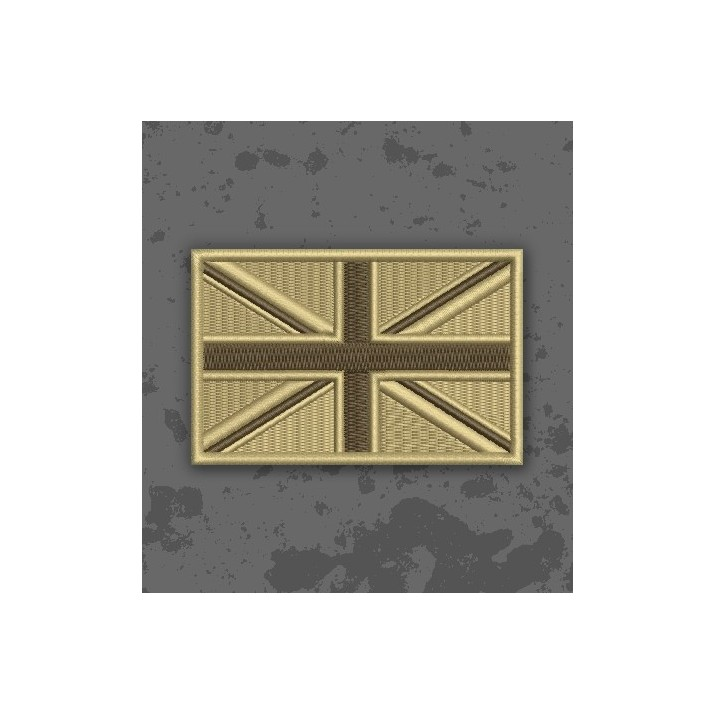 Bandera Union Jack Árida/TAN