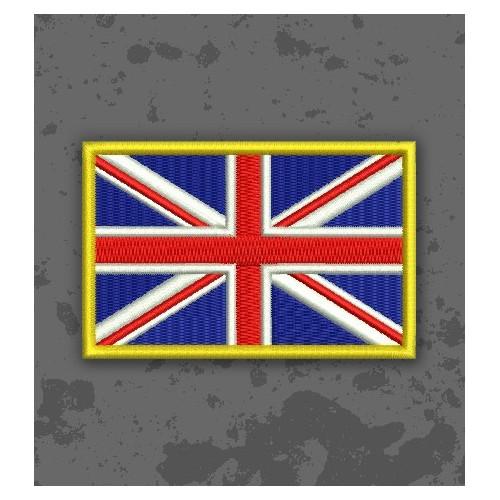 Bandera Union Jack Color Original