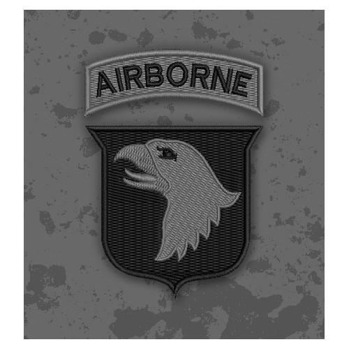 Parche 101 Airborne ACU