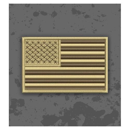 Bandera USA Árida/TAN