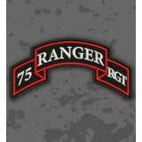 Parche 75th Ranger Regiment (Airborne)
