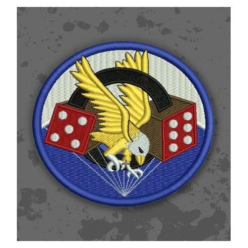 Parche 506 Airborne Infantry Regiment