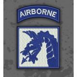 Parche 18th Airborne Corps