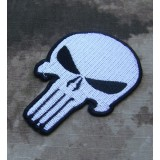 Patch Punisher (Blanc)