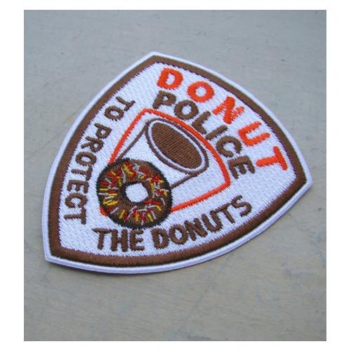Emblema Donut Police 2