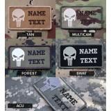 Custom Marpat Punisher Combat Id patch