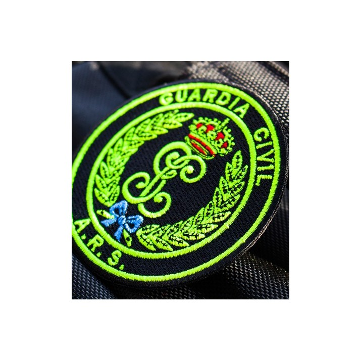 ARS Guardia Civil - Agrupación de Reserva y Seguridad Patch