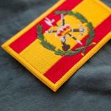 Parche / Bandera de la Legión Española
