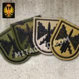 Emblema / Parche MAAA - Mando de Artillería Antiaérea