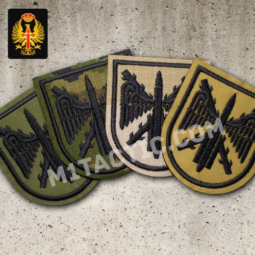 Emblème / Patch MAAA - Mando de Artillería Antiaérea