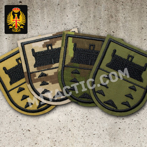 "BRILCAN - Light Infantry Brigade ""Canarias XVI"" Emblem / Patch"