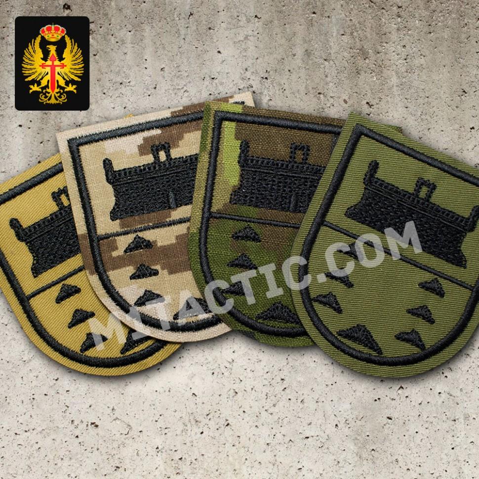 """BRILCAN - Light Infantry Brigade """"Canarias XVI"""" Emblem / Patch"""