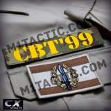 Name Tape Personalizado CX en todos los camuflajes