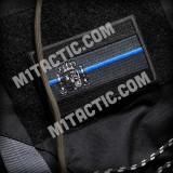 Patch Brode de l'Espagne - Thin Blue Line Police Cop
