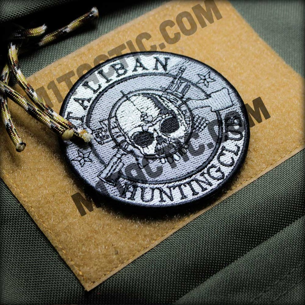 Emblema / Parche Taliban Hunting Club