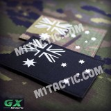 Glow in the Dark (GITD) Australian GX Flag