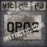 Custom ATACS AU Call Sign Id patch