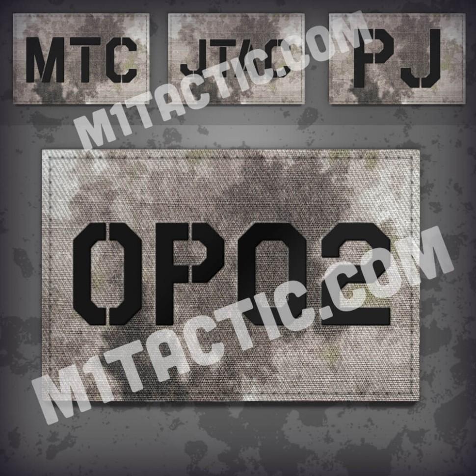 Parche de operador identificativo / callsign personalizado en ATACS AU
