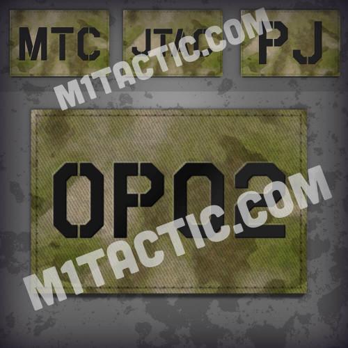 Parche de operador identificativo / callsign personalizado en ATACS FG
