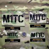 Personnalisée identifiant d'opérateur / callsign de Patch Multicam Tropic