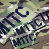 Personnalisée identifiant d'opérateur / callsign de Patch Woodland