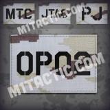 Custom Árido Pixelado Call Sign Id patch