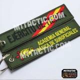 AGBS - Academia General Básica de Suboficiales Keychain
