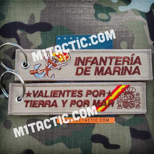Infantería de Marina - Armada Española Keychain