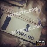Olive Drab espagnol militaire de l'armée Patch (Vert-Olive Drab)