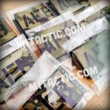 Custom Multicam Patch Numbers