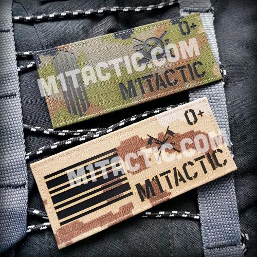 Galleta militar bordada del Ejército de Tierra CX