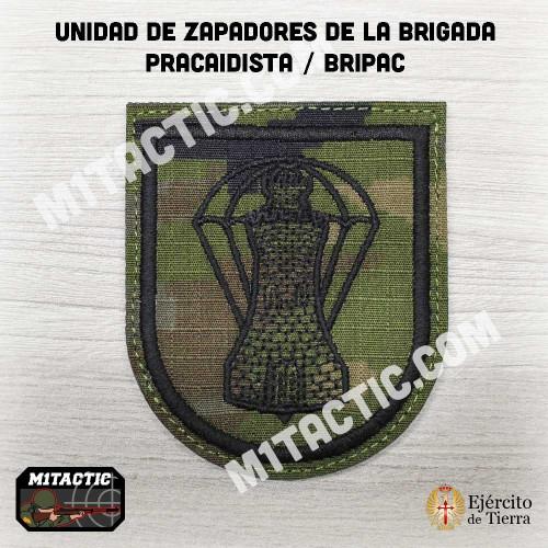 Batallón de Zapadores VI (BZAP-VI) - Boscoso Emblem / Patch