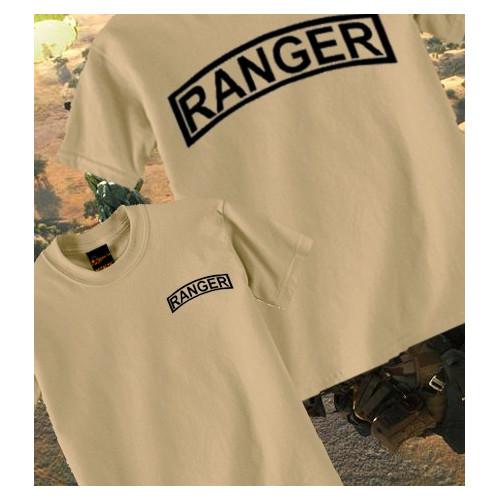 Camiseta Ranger TAN/Árida