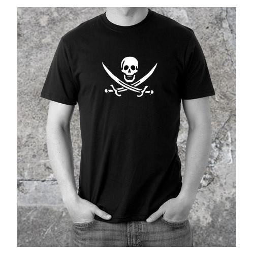 Tshirt Calico Jack Noir
