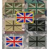 Bandera Union Jack SWAT/CQB