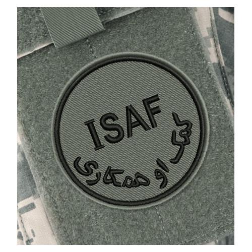 Parche ISAF ACU