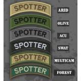 Spotter Shoulder Tab Patch in different color variants